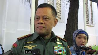 Terkait Penangguhan Kerjasama dengan Australia, Presiden Peringatkan Panglima TNI - Commando