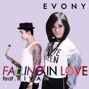 Evony Arty - Falling In Love (Feat. Rivan)