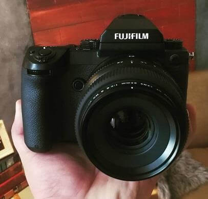 Fujifilm Announces GFX 50S Medium Format Mirrorless Camera; Body Only for Php366,990