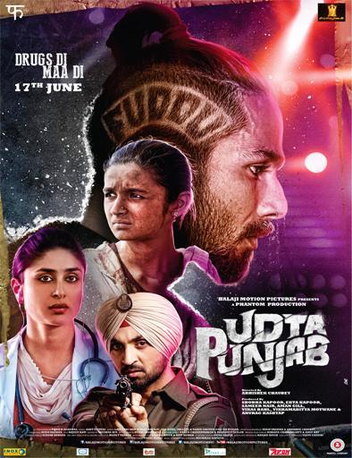 Ver Udta Punjab (2016) Online