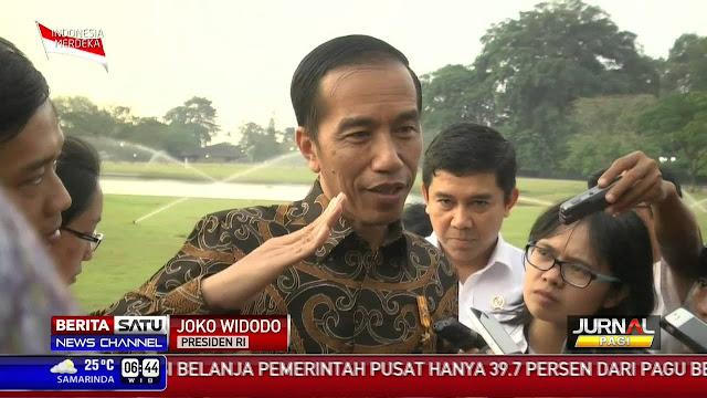 Ekonomi Indonesia Gagal Meroket di Tangan Jokowi