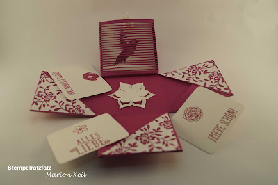 "Explosionsbox mit ""You move me"" von Stampin´ Up!"