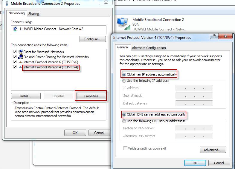 DNS Server not Responding Error