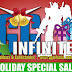 GG Infinite Holiday Sale!!!