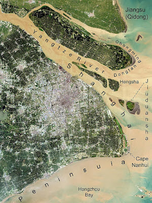 Península de Shangai