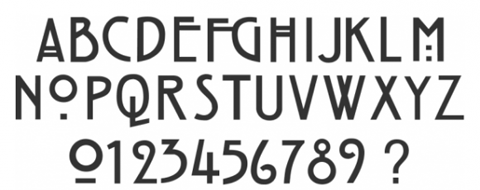 Reverse Symmetry: Torq's Field Guide to Fonts