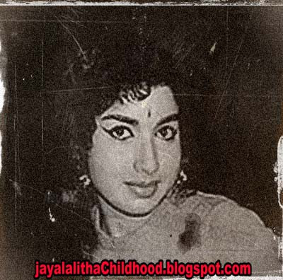 Jayalalitha Childhood Photos-PART2