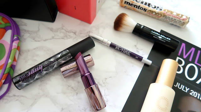 Danielle Levy, My Little Beauty Box, Urban Decay, Clinique, Elethrea, Laura Geller, beauty subscription box, high-end beauty subscription box, MLBB,