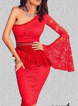 rochita rosie ieftina