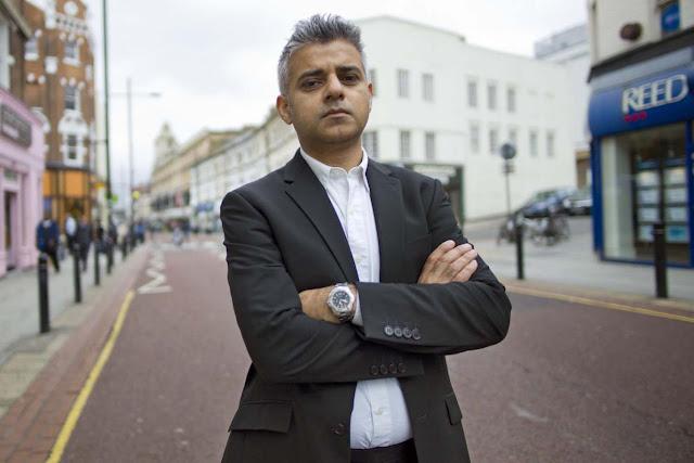 Sadiq Khan, Datuk Bandar Muslim Pertama London