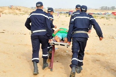 العثور على جثة مجهولة الهوية في بحيرة بمدينة سطات
