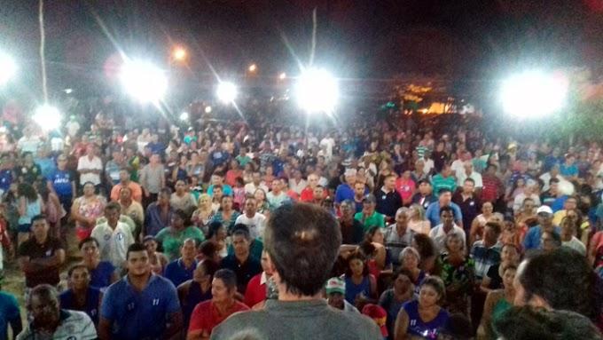 Primeira reunião do candidato a prefeito João Messias aconteceu no bairro Coheb