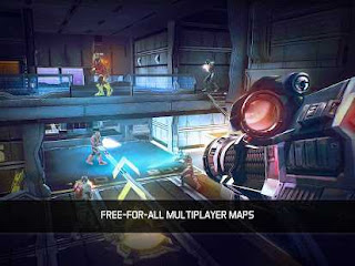 Nova Legacy Mod Apk Unlimited Money