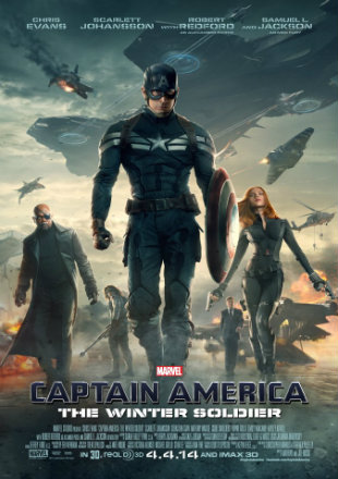 Captain America: The Winter Soldier 2014 BRRip 720p Dual Audio Download