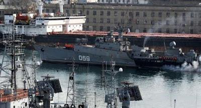 Путін запропонував повернути Україні зіпсовану військову техніку з Криму