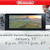Nintendo confirma data e horário da apresentação mundial do Nintendo Switch