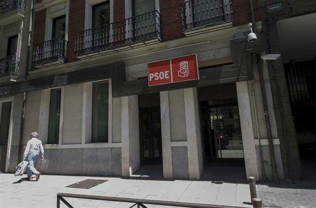 PSOE confirma moción censura a Rajoy