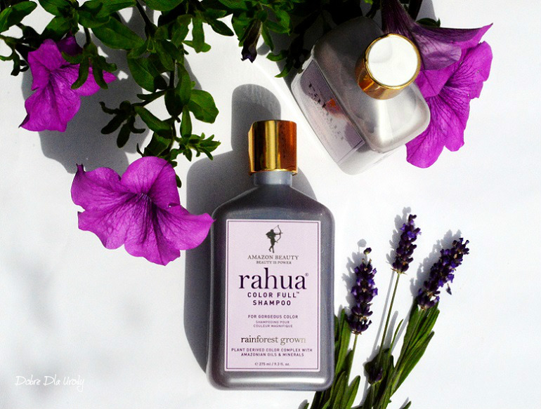 Rahua Color Full - Organiczny szampon i Naturalna odżywka do włosów farbowanych recenzja