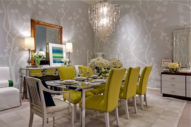 Houses Gardens People: Glamorous New Rooms By Top Dallas