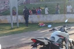 Homem de 25 anos é morto a tiros em Santa Rosa de Lima