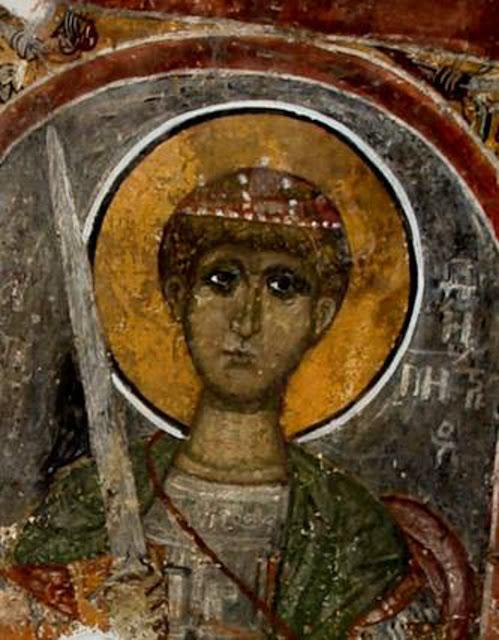Свети Димитрие - Св. Димитрие -црква од XIV век во село Градешница - Мариово