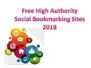 625+ Best Free High Authority Social Bookmarking Sites 2018