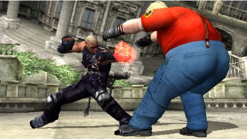 Tekken 5 PPSSPP ISO Offline Terbaru for Android/PC