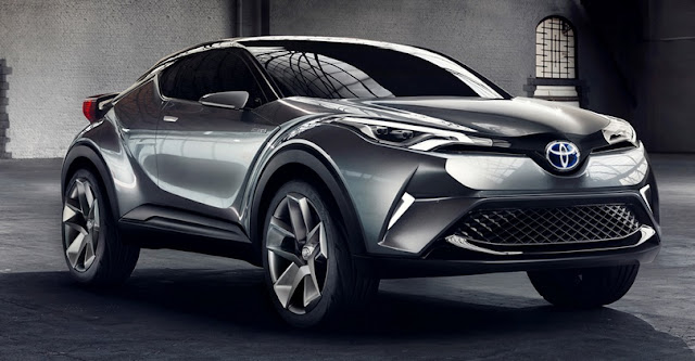 Price Toyota C-HR and Specifications Recent 2016