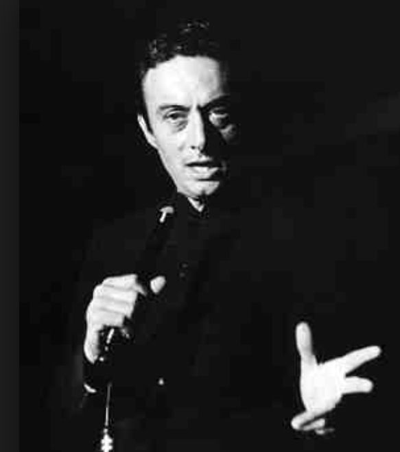 """""""The Rant"""" by Tom Degan: Lenny Bruce In My Life"""