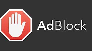 cara pasang extensi adblock
