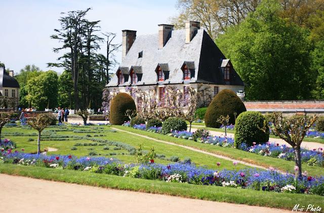 M-ii Photo : Les Châteaux de la Loire - Chenonceau