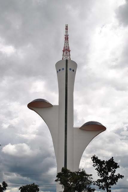 Inauguração da Torre de TV Digital de Brasília