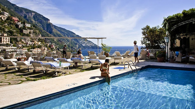 Hotéis bons e com ótimos preços em Positano