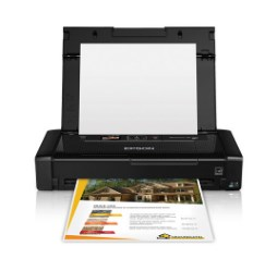 Epson WorkForce WF-100 Mobile Printer Driver Download