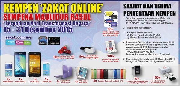 Kempen Zakat Online