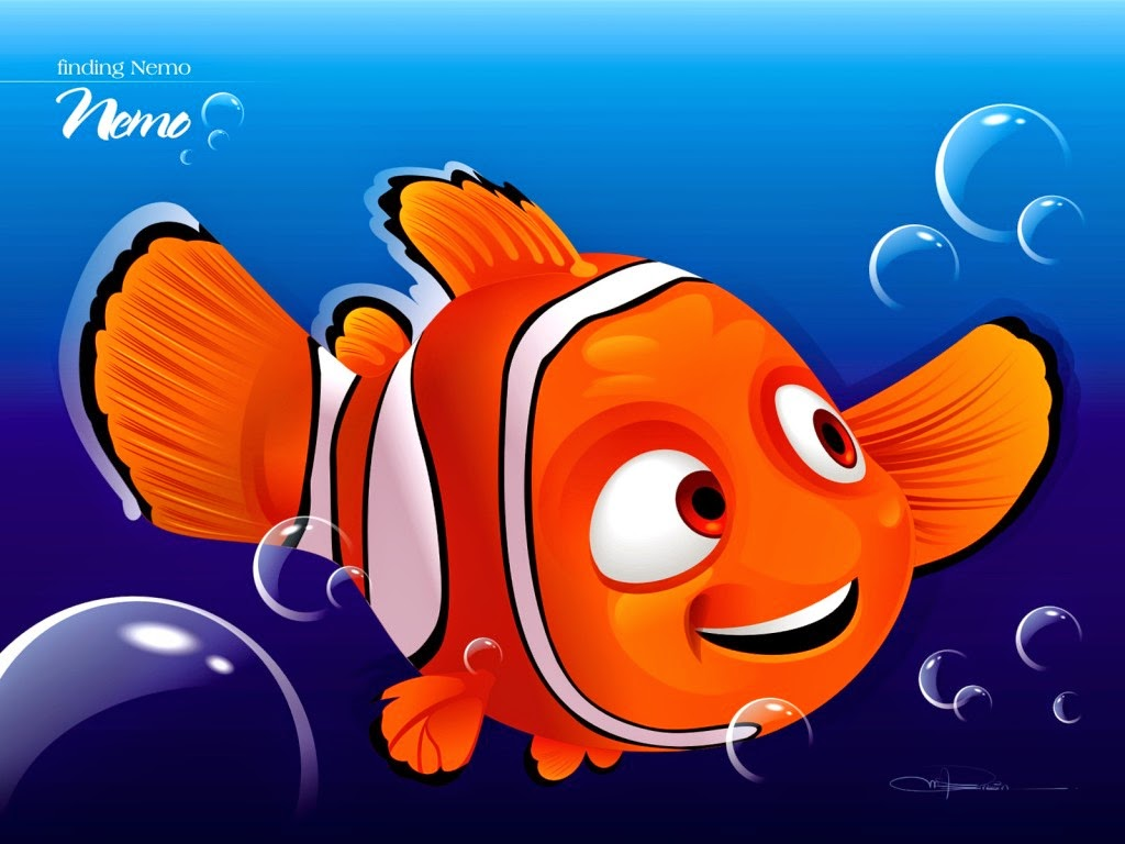 Wallpaper Nemo HD
