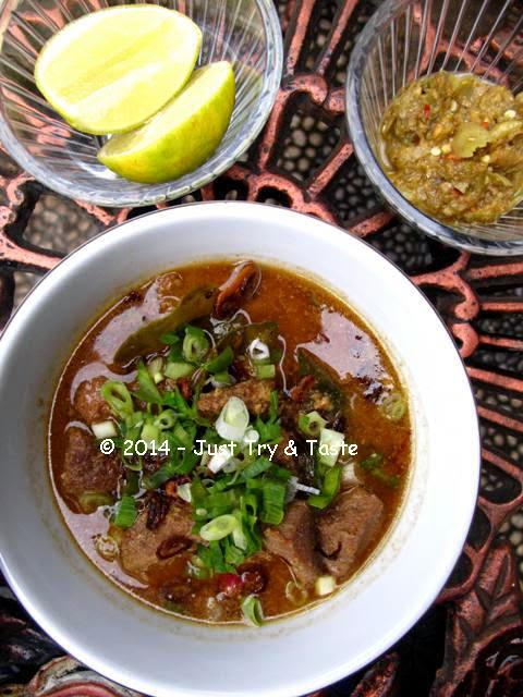 Bumbu Coto Makassar : bumbu, makassar, Makassar, Mitzui, Taste