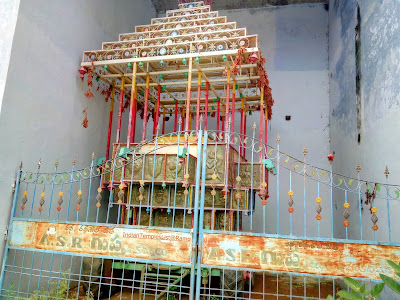 chariot at Rangaswamy Temple Giddalur
