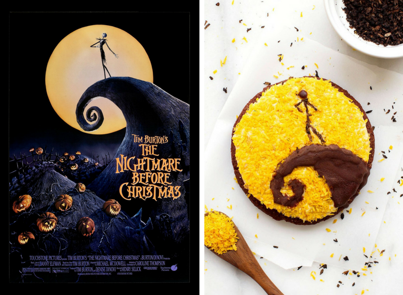 Virtual Halloween Movie Party Bloggers Share Recipe Flick Faves Healthyhappylife Com