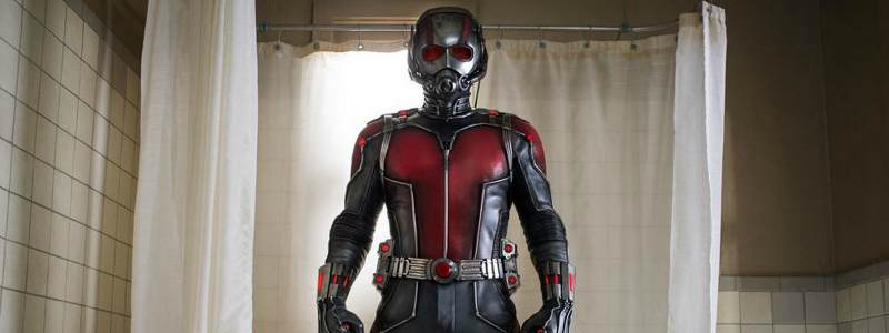ANT-MAN reviewed
