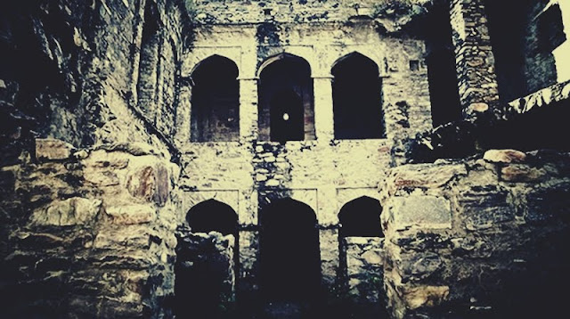 Bhangarh Fort, India.