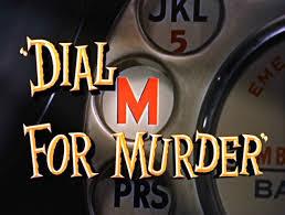 DIAL M FOR MURDER - Intrada KICKSTARTER CAMPAIGN