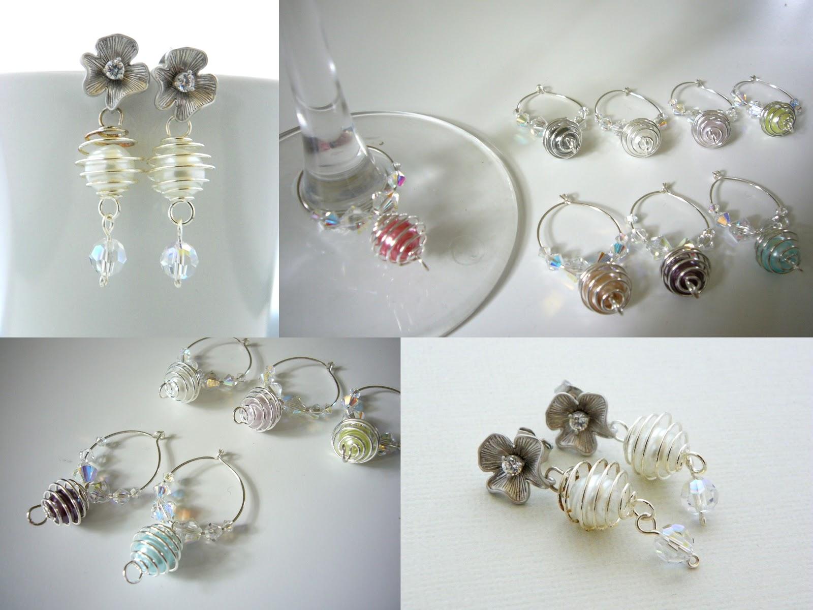 Estylo Jewelry: Bridal Earrings Tutorial