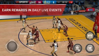 Download NBA LIVE Mobile Apk