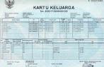 PROSEDUR DAN SYARAT PERUBAHAN DATA KARTU KELUARGA (KK)