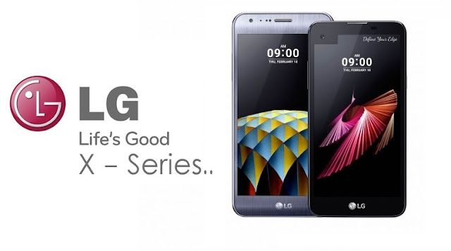 LG X Screen & X Cam Specifications : Annouced X-Series Before MWC 2016: Photos & Full Specs