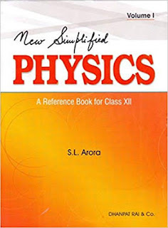 PHYSICS:- A REFERENCE BOOK FOR CLASS 12 VOLUME 1