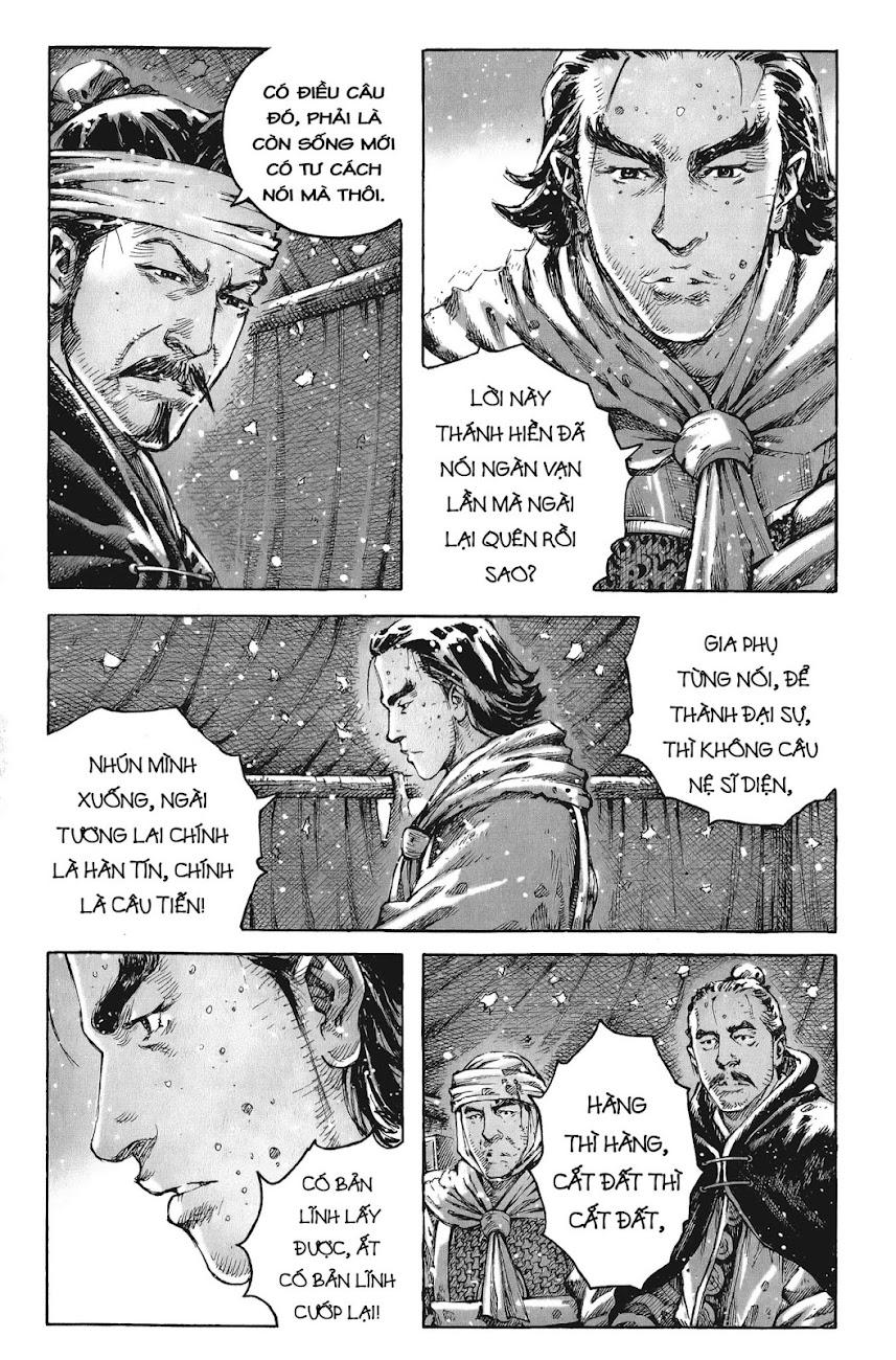 Hỏa phụng liêu nguyên Chương 441: Kiêu hùng trung thần [Remake] trang 17
