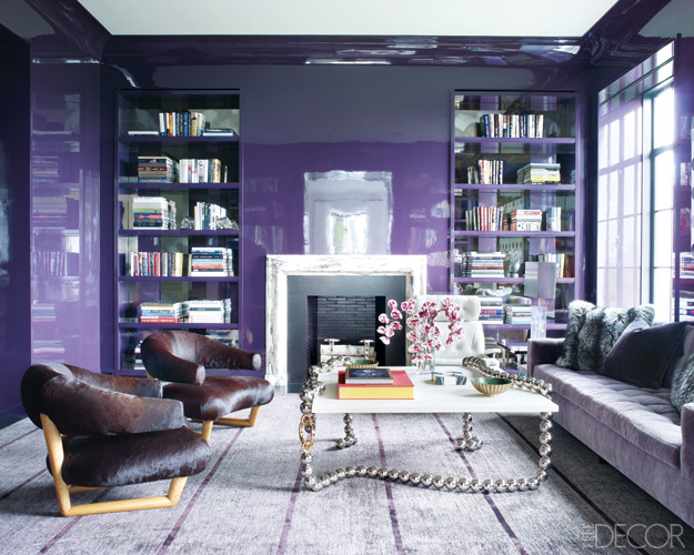 C Style Design Lacquered Interiors
