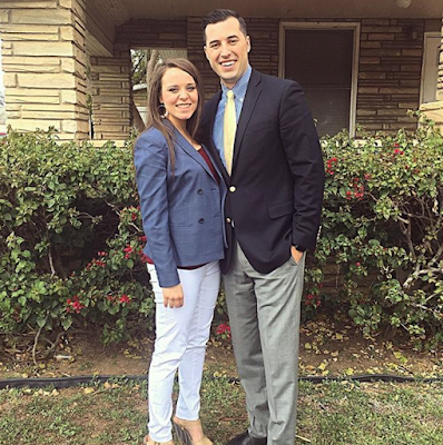 Jinger Duggar and Jeremy Vuolo